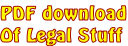 PDF download Of Legal Stuff